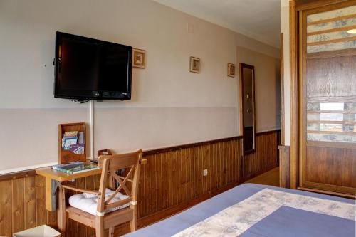Doppel- oder Zweibettzimmer Hotel Mirador del Sella 10