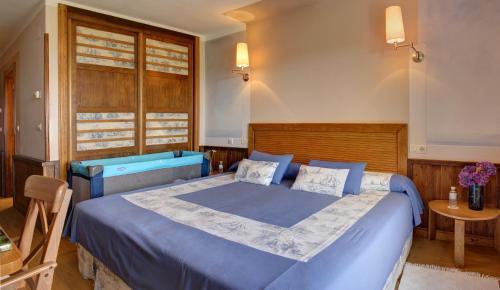 Doppel- oder Zweibettzimmer Hotel Mirador del Sella 11