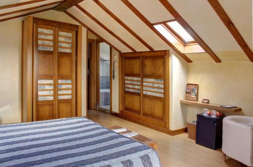 Superior Doppelzimmer mit Whirlpool-Badewanne Hotel Mirador del Sella 3