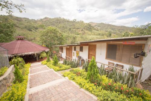 Foto de Hotel La Selva Agroecologica