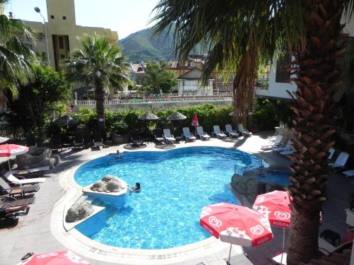 Icmeler Sun Blue Apart Hotel adres