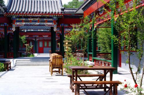 Beijing Heyuan Courtyard International Hostel impression