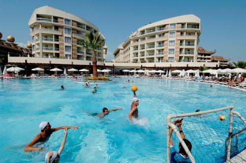 Side Seamelia Beach Resort Hotel & SPA rooms