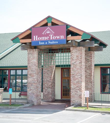 HomeTown Inn and Suites Belle Plaine Photo