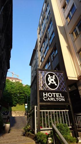 Carlton Hotel Budapest impression