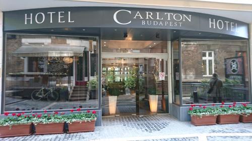 Carlton Hotel Budapest photo 48