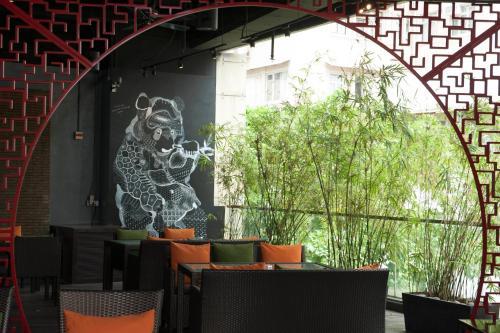 Lan Kwai Fong Hotel @ Kau U Fong photo 31