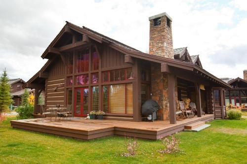 Silver Sage Cabin Photo