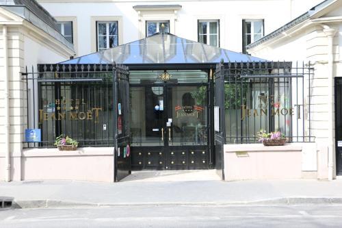 Hotel Jean Moet Spa Epernay