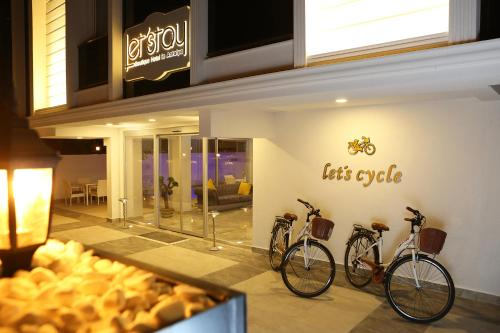 Antalya Let'stay Boutique Hotel tatil