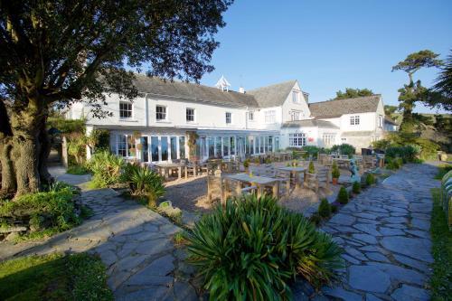 Talland Bay Hotel Review Porthallow Looe Cornwall Travel