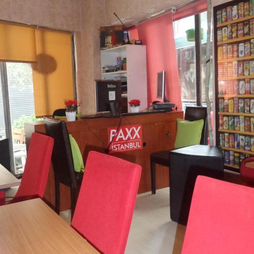 Paxx Istanbul Hotel & Hostel Photo