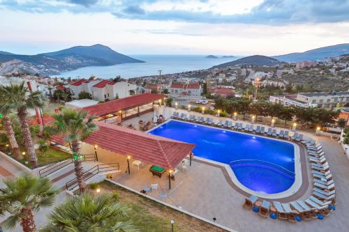 Kalkan Samira Resort Hotel & Aparts & Villas phone number