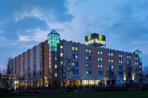 Bild des H+ Hotel Leipzig-Halle