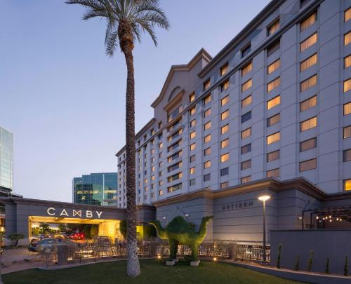 THE CAMBY AUTOGRAPH COLLECTION A Marriott Luxury & Lifestyle Hotel