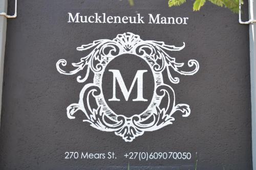 Muckleneuk Manor Photo