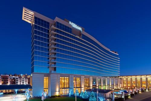 Hilton Branson Convention Center Hotel Photo