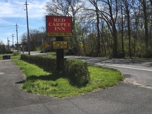 Red Carpet Inn Gettysburg - Gettysburg, PA 17325