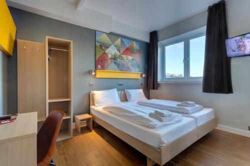 MEININGER Hotel London Hyde Park impression