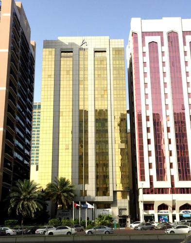 HotelAl Rawda Arjaan by Rotana, Abu Dhabi