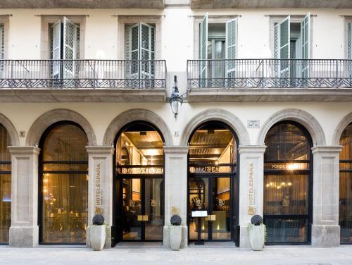Hotel España Ramblas impression