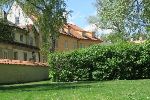 Garden Residence Prague Castle photo 24