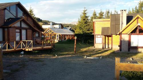 Cabañas Mapuche Photo