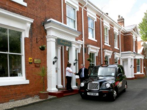 The Edgbaston Palace Hotel photo 29