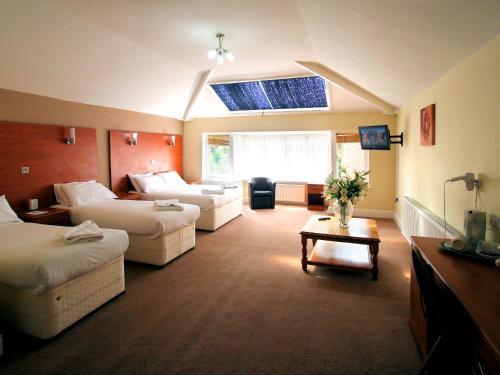 The Edgbaston Palace Hotel impression
