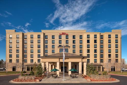 hilton garden inn denver tech center hotel in co
