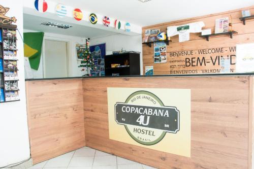 Copacabana 4U Hostel Photo