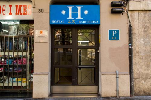 Hostal LK Barcelona photo 27