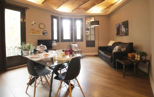 AinB Eixample-Miro Apartments photo 77