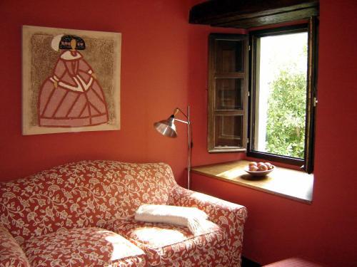 Superior King Room Casona de San Pantaleón de Aras 9