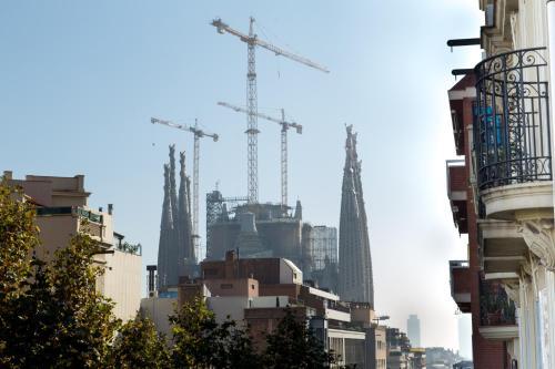 Go-BCN Residence Sagrada Familia photo 67
