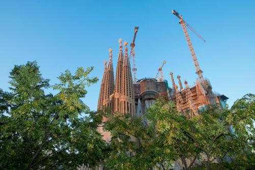 Gaudí Apartment impression
