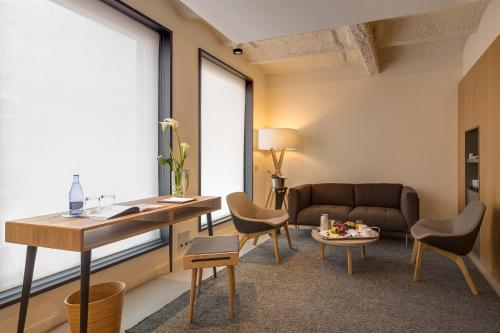 Junior Suite Ohla Eixample 12