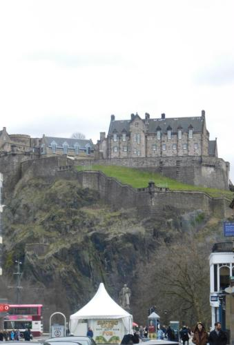 Edinburgh Castle Apartments photo 36