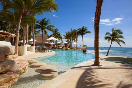 Mahekal Beach Resort Hotel Playa Del Carmen