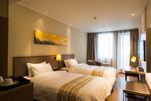 Home Inn Plus Beijing Nongzhan Chang Hongqiao photo 5