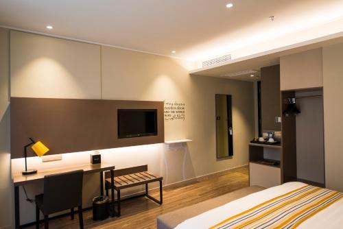 Home Inn Plus Beijing Nongzhan Chang Hongqiao photo 9