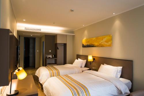 Home Inn Plus Beijing Nongzhan Chang Hongqiao photo 10