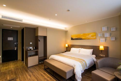 Home Inn Plus Beijing Nongzhan Chang Hongqiao photo 12
