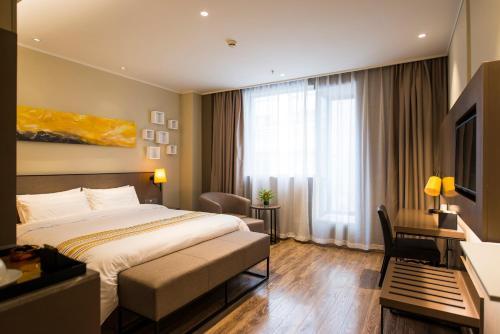 Home Inn Plus Beijing Nongzhan Chang Hongqiao photo 16