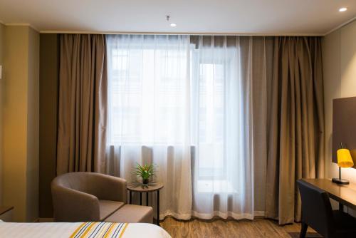 Home Inn Plus Beijing Nongzhan Chang Hongqiao photo 22