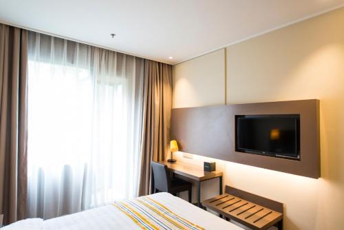 Home Inn Plus Beijing Nongzhan Chang Hongqiao photo 24
