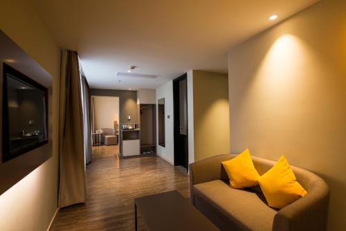 Home Inn Plus Beijing Nongzhan Chang Hongqiao photo 28