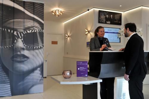 Mercure Paris Place d'Italie photo 16