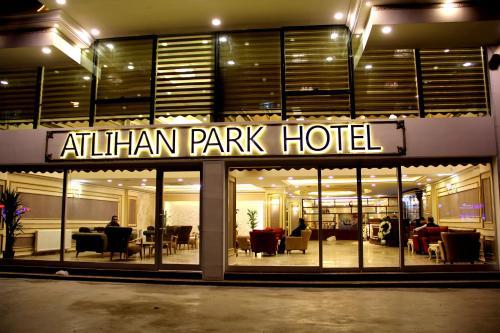 Batman Atlıhanpark Hotel adres