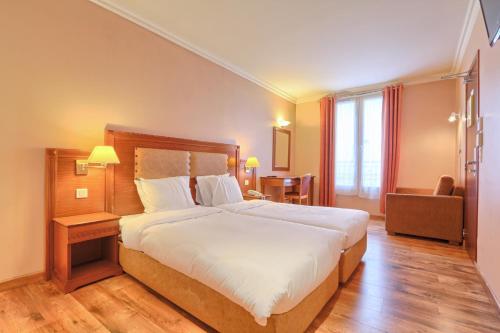 121 Paris Hotel impression